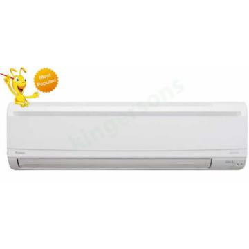 9k + 12k + 18k Btu Daikin Tri Zone Ductless Wall Mount Heat Pump Air Conditioner