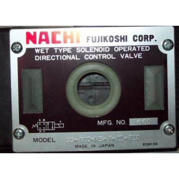 D05 4 Way 4/2 Hydraulic Solenoid Valve i/w Vickers DG4S4-012BL-WL-G 12 VDC