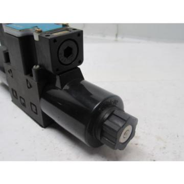 Nachi SL-G01-C5-R-D2-31 Hydraulic Solenoid Directional Control Valve Wet Type