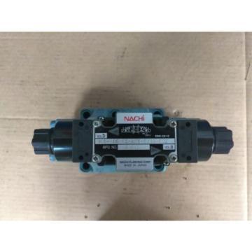 Nachi 4-way Hydraulic Valve DSS-C6-ARY-C115-E22