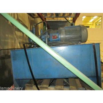 40 Gallon Nachi Model VDC- 1B- 2A9- E35 Hydraulic Pump, 5 HP