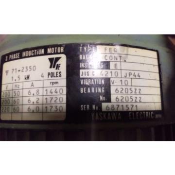 OKUMA LB 12 CNC LATHE COMPLETE NACHI HYDRAULIC UNIT 15 KW 2 HP MOTOR