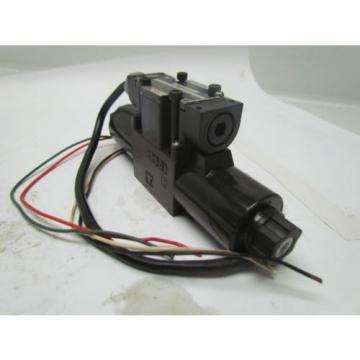 Nachi SS-G01-C6-R-D2-E30 Hydraulic solenoid directional control valve wet type