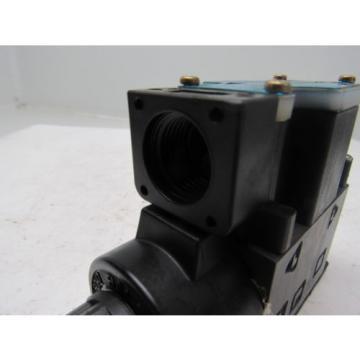 Nachi SL-GO1-A3X-GR-C1-31 Hydraulic Solenoid Directional Control Valve
