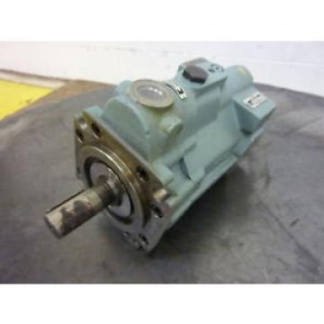 Nachi Hydraulic Piston Pump PZ-3A-70E3A-4122C Used #65199