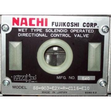 D05 4 Way 4/2 Hydraulic Solenoid Valve i/w Vickers DG4S4-01?N-WL-B 115 VAC