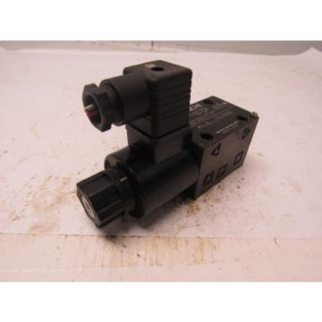 Nachi SA-G01-A3X C1-31 Solenoid Operated Hydraulic Directional Control Valve