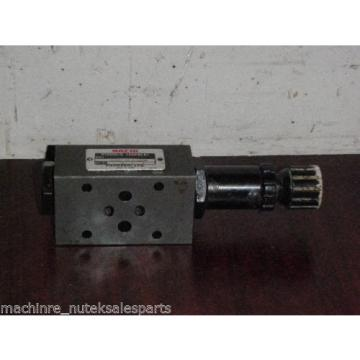 Nachi Hydraulic Valve 0G-G01-PB-K-5409A   0GG01PBK5409A