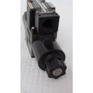 DAESUNG-NACHI SS-GO1-E3X-R-C1-20 WET SOLENOID OPERATED DIRECTIONAL CONTROL VALVE