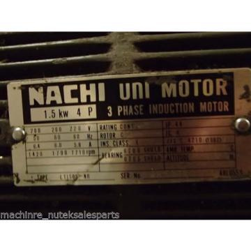 Nachi Varible Vane Pump UVD-1A-A2-15-4-1849B_VDR-1B-1A2-G-22_VDR1B1A2G22