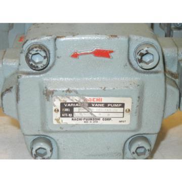NACHI VDC-12B-1A5-1A3-20 Origin VARIABLE VANE PUMP VDC12B1A51A320