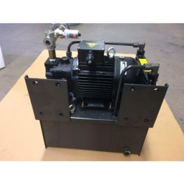 Nachi UVN Serie Uni Pump mit Motor Neu Hydraulik