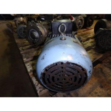 NACHI UNI PUMP amp; MOTOR _ UVN-1A-1A4-15-4-11 _ MOTOR: TWF4817BF