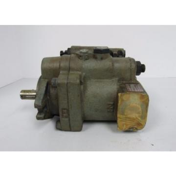 NACHI PISTON PUMP PVS-1B-16N3-E11
