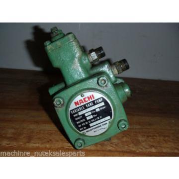 Nachi Variable Vane Pump VDS-0B-1A3-N-1731A_VDS0B1A3N1731A_VDS-OB-1A3-N-1731A