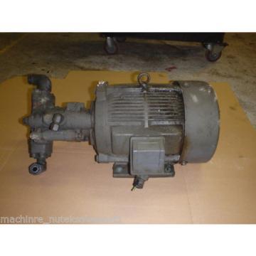 Nachi Fujikoshi Corp Piston Pump amp; Motor_ PVS-1B-22N2-11_ PVS1B22N211