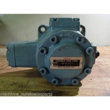 Nachi Varible Vane Pump VDR-1B-1A2-13 _ VDR1B1A213 _ Mfg  220