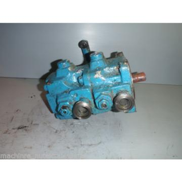 Nachi Variable Vane Pump VDR-11B-1A2-1A2-22_VDR11B1A21A222