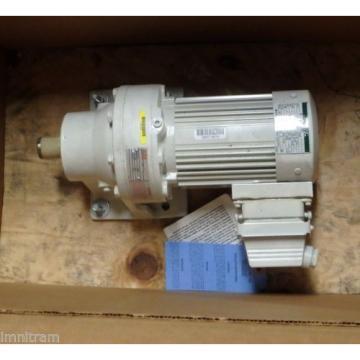 origin 1/2 hp Sumitomo SM-Cyclo Gear reducer 460V,  CNHMS05-4105YB-59 output 297