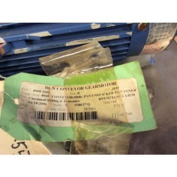 SUMITOMO DRIVE HYPONIC GEAR MOTOR RNYM113201YYAJ120 Origin NOS $799
