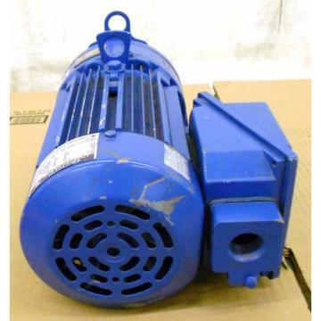 SUMITOMO SM-CYCLO INDUCTION GEAR MOTOR CNHM1-6100YC-29, 1 HP, 3 PH, RATIO 29:1