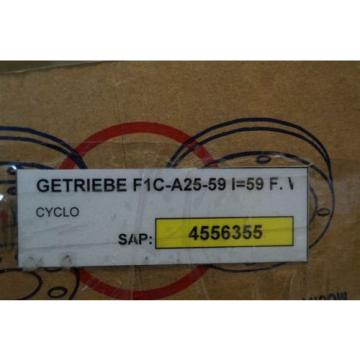 Sumitomo Cyclo Cambio F1C-A25-59 i=59 F1CA2559