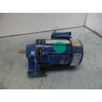 Sumitomo SM-Cyclo Induction Geared Motor, CNHM01-6070YA-B-59, 59:1,  WARRANTY