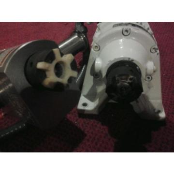 Unibloc-gp sanitary food grade gear pump and sumitomo cnhms05-6075ya-11 motor