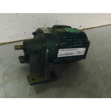 Sumitomo SM-Cyclo Induction Geared Motor, CNHM-01-4075YA-29, 29:1,  WARRANTY