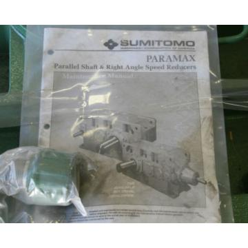 SUMITOMO PARAMAX GEAR REDUCER SM7070/8075R2RRV-9-1 RATED 400HP