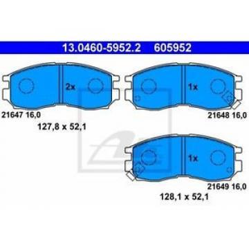 ATE 130460-59522 Bremsklotzsatz     21647