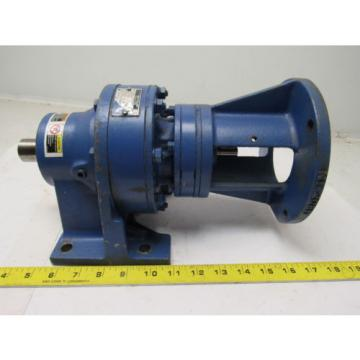 Sumitomo SM-Cyclo CNHJ-4105DAY-187 Inline Gear Reducer 167:1 Ratio 038 Hp