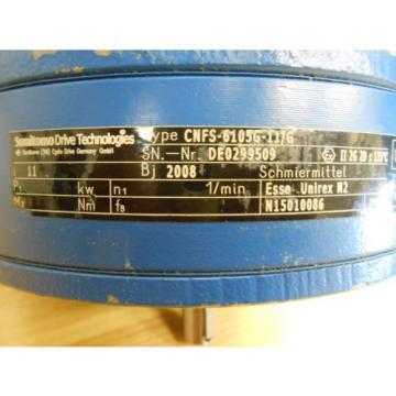 SUMITOMO DRIVE REVERSING SPEED REDUCER, P/N: CNFS-6105G-11/G ~Origin~SURPLUS~