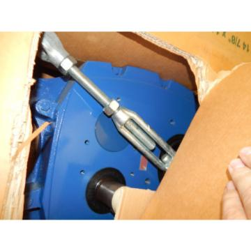 SUMITOMO HSM407s-14 SHAFT MOUNT SPEED REDUCER hsm 407s 14 Helical 50 HP rated