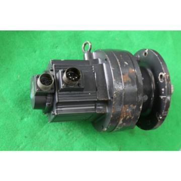 MITSUBISHI HC-SFS102G1 Servo Motor, SUMITOMO CNVM-4115-6 Cyclo Drive