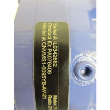 Sumitomo Drive Technologies CNVMS1-6095YB-AV-21, 1 HP, 4 Phase, Motor