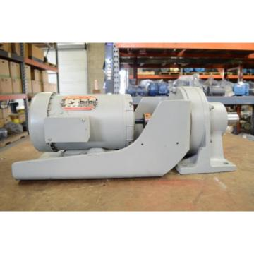 Sumitomo, 15 HP, 603 RPM, CNHS-6120Y-SB-29, Gearbox