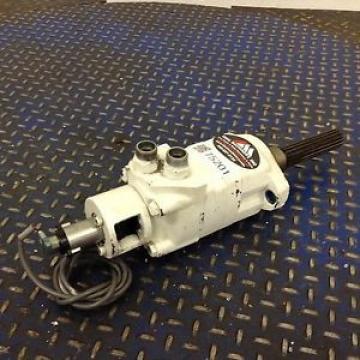 Sumitomo Eaton Hydraulic Screw Motor 2TH08AS2S-E Used #75201