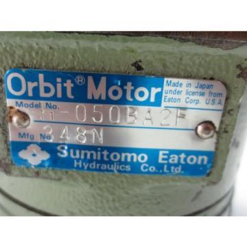 SUMITOMO ORBIT MOTOR H-050BA2F 348N