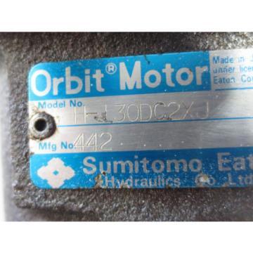SUMITOMO EATON ORBIT MOTOR H-130DC2XJ 442
