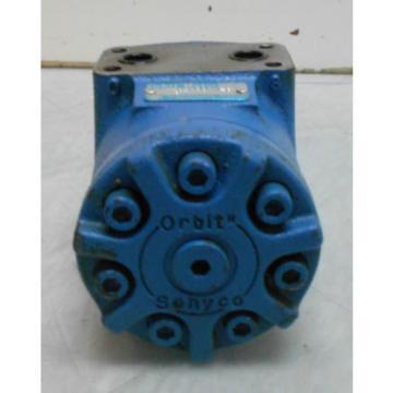 Sumitomo Eaton Hydraulic Orbit Motor, H-050BD4M-G, Used, WARRANTY