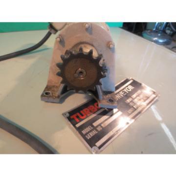 YOSHIDA SUMITOMO TURBO CHIP CONVEYER MOTOR 6475-8722  HM01-20707 HMO1-20707