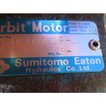 SUMITOMO ORBIT MOTOR H-I70DC2F-J H-170DC2F-J