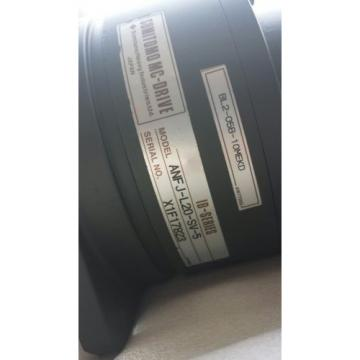 MITSUBISHI HC-RFS103BG2 AC Servo Motor With SUMITOMO MC Drive ANFJ-L20-SV-5 Origin