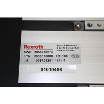 BOSCH REXROTH CKK 12-90 Linearführung Kugelrollspindel R036030000 R055716273