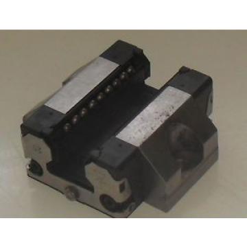 Rexroth STAR 20 1665-894-20 AA09N Linear Roller Guide Rail Block