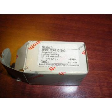 Rexroth MNR R067101600 Linear Bushing 7210