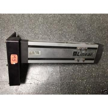 Bosch REXROTH TYP 0360-300-00 Star-Matic Linear Actuator with 90 degree adapter
