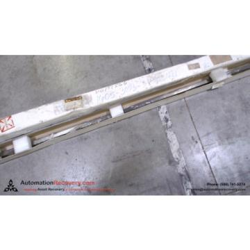 REXROTH R160530331 LINEAR GUIDE RAIL 2,344MM X 12MM X 12MM, Origin #139026
