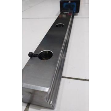 Linear motion guide set R162341210 rail length 1150mm Rexroth